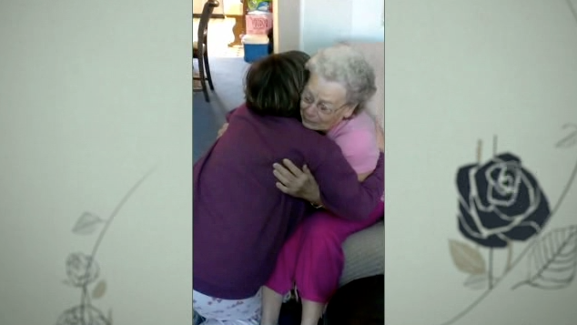 Grandma Gets The Best Gift Of All For Her Birthday Rtm