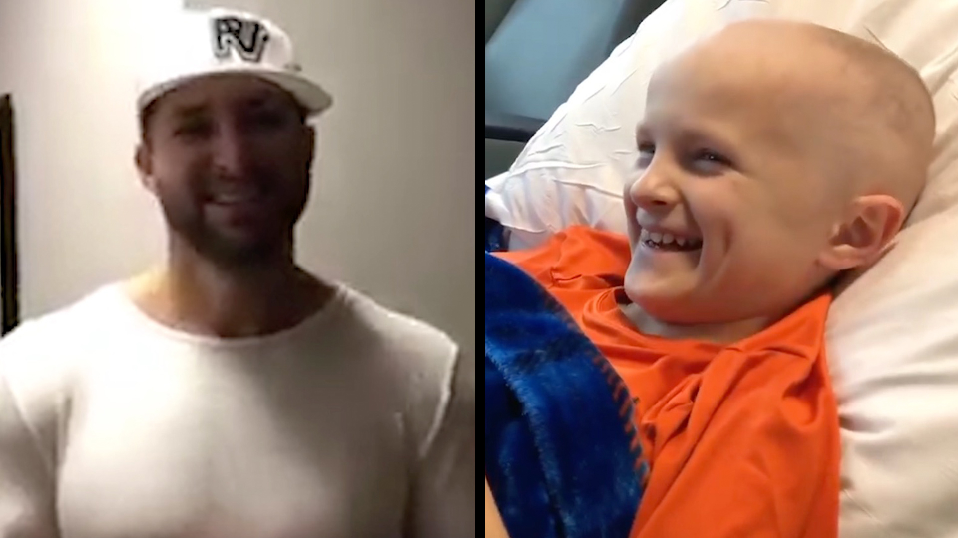 Tim Tebow Brightens Cancer Patient's Day With Personal Message