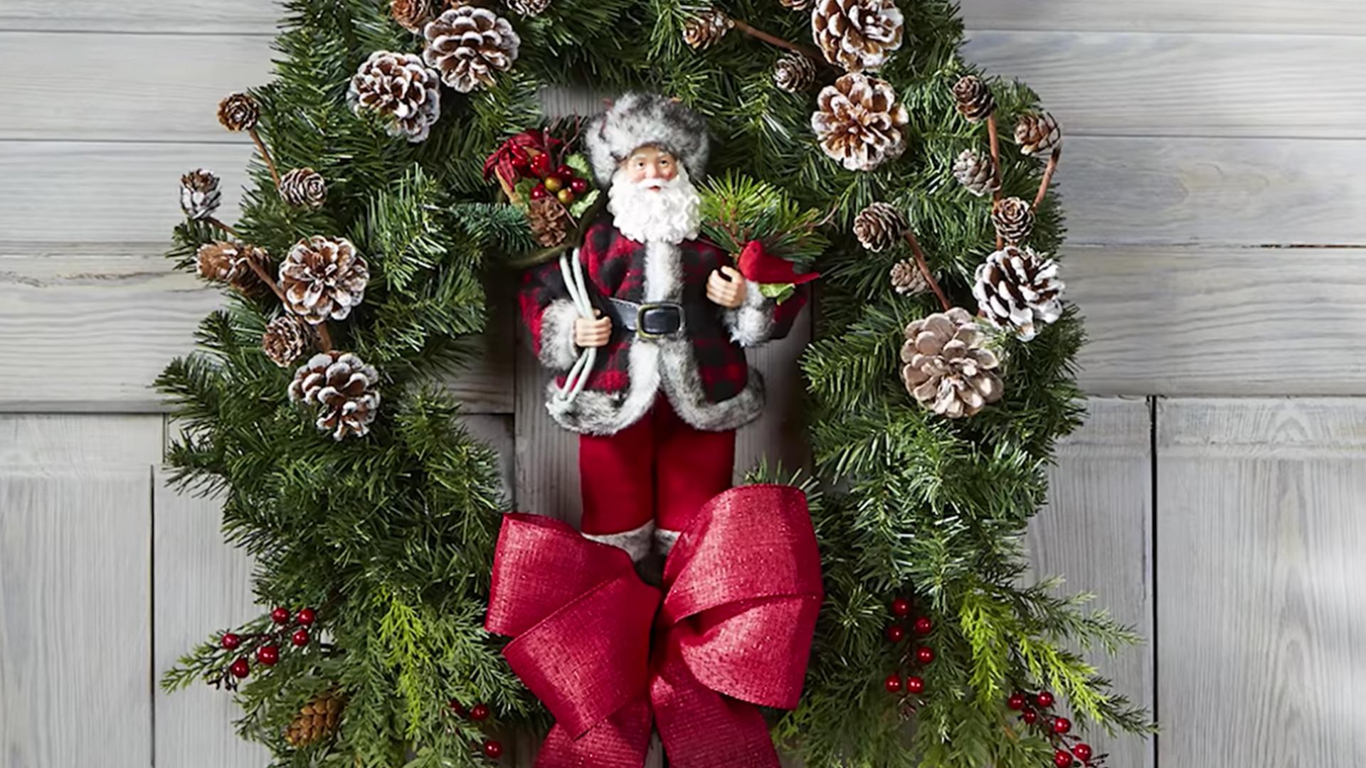 DIY Your Own Christmas Wreath