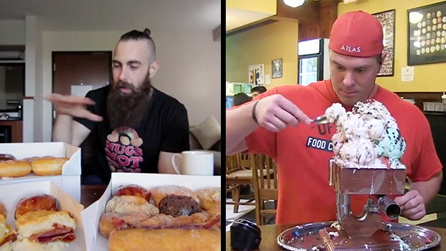 How Many Calories In The Kitchen Sink Challenge