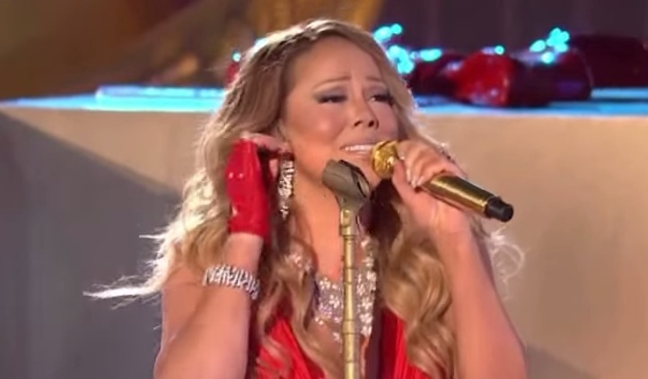 All I Want for Christmas' Is for Mariah Carey to Sing Like She ...