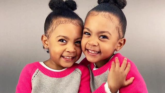 Adorable Twins Share Excitement About Santa Rtm