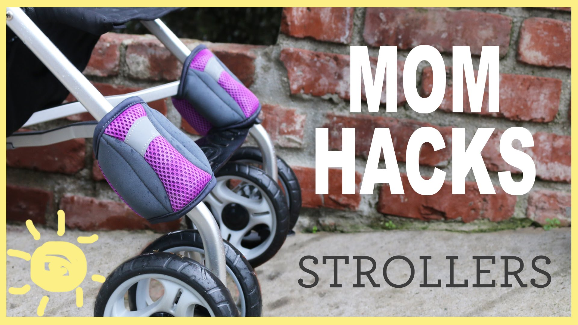 Make The Most Out Of Your Stroller With These Clever Hacks