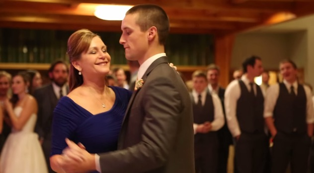 Mom And Son Shock Wedding Guests With This Dance :: YummyMummyClub.ca