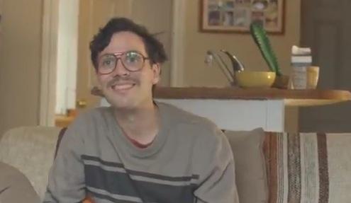 Creepy Mustache Kids Show