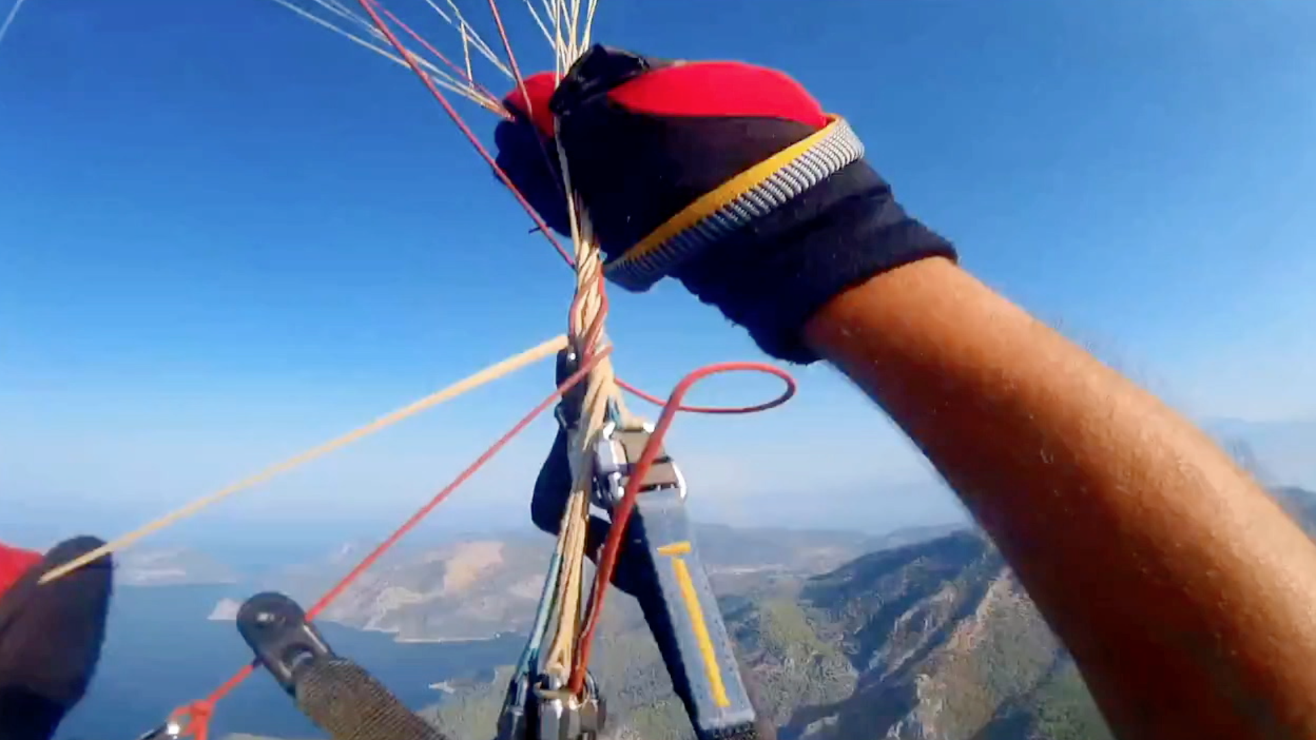 Pro Paraglider Stares Down Death    And Wins | RTM