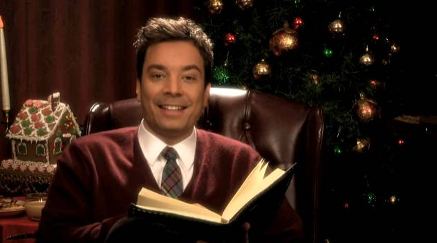 Twas the Night before Christmas Mad Lib with Jimmy Fallon | RTM ...