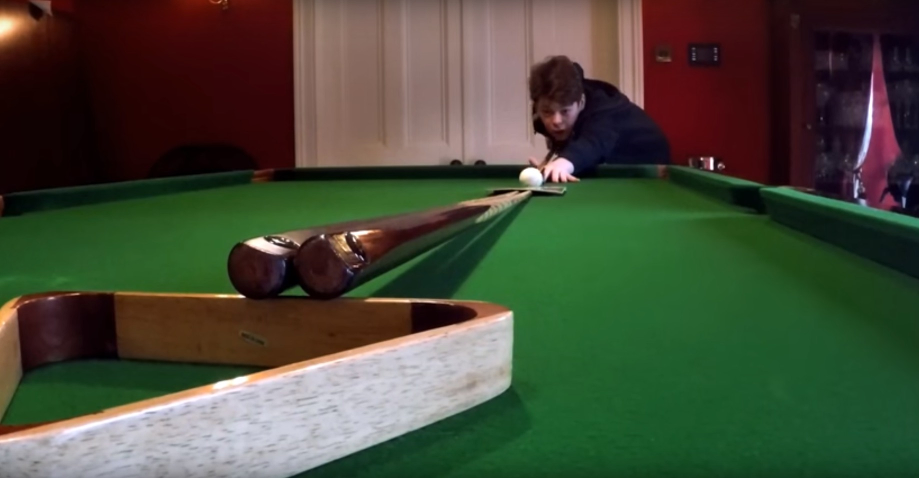 Gopro captures amazing pool trick shots rtm - Awesome swimming pool trick shots ...