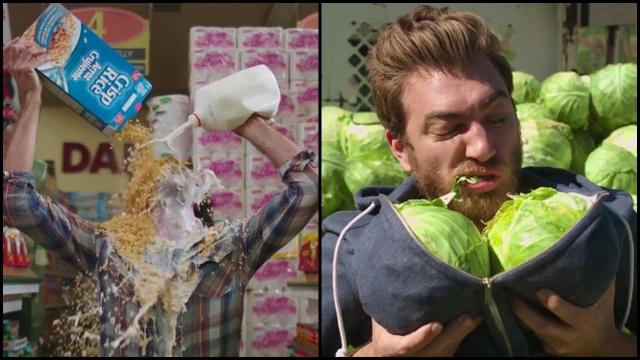 How Animals Eat Their Food Rhett And Link