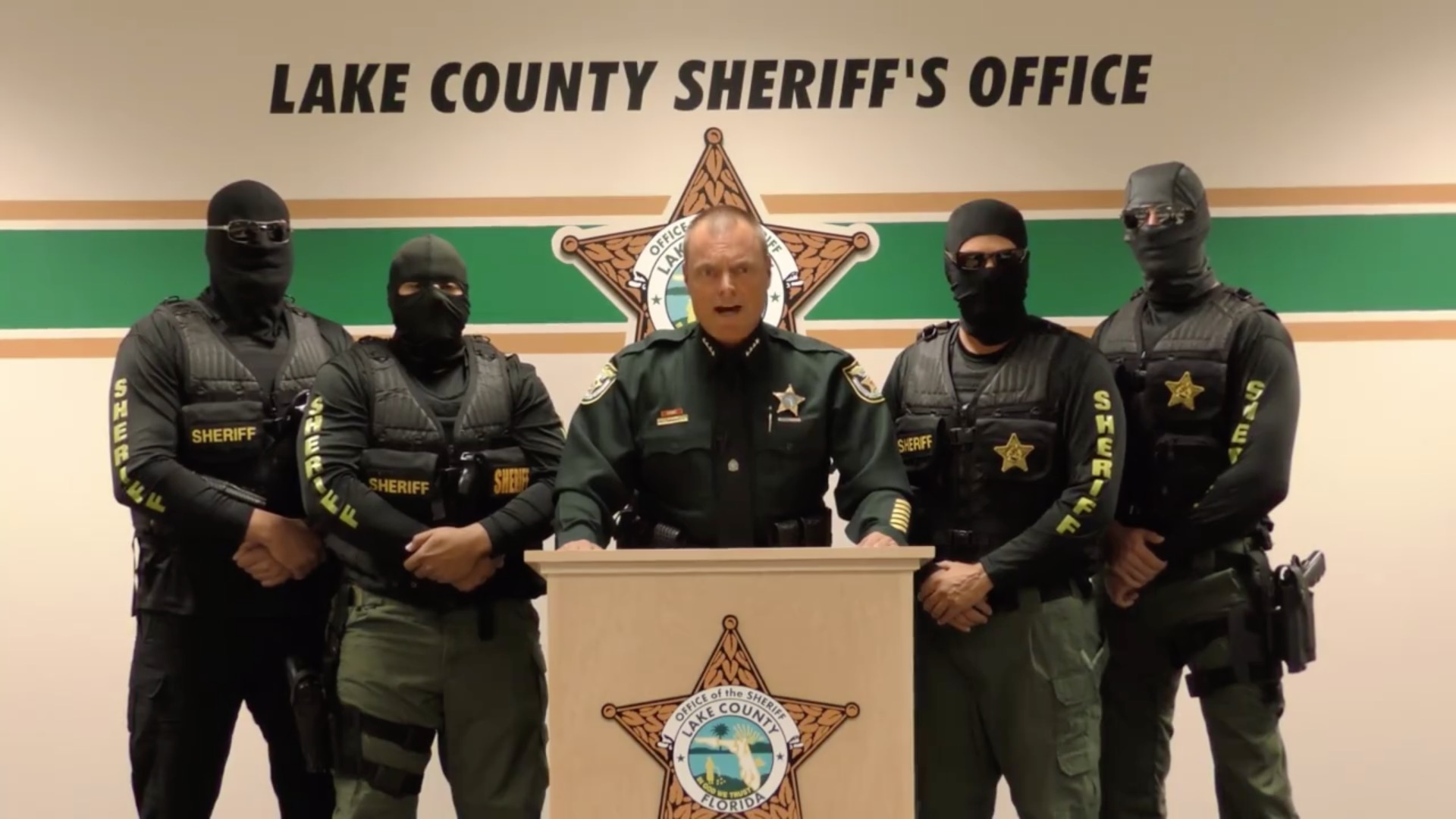 'We Are Coming For You, Run': Sheriff's Office Issues ...