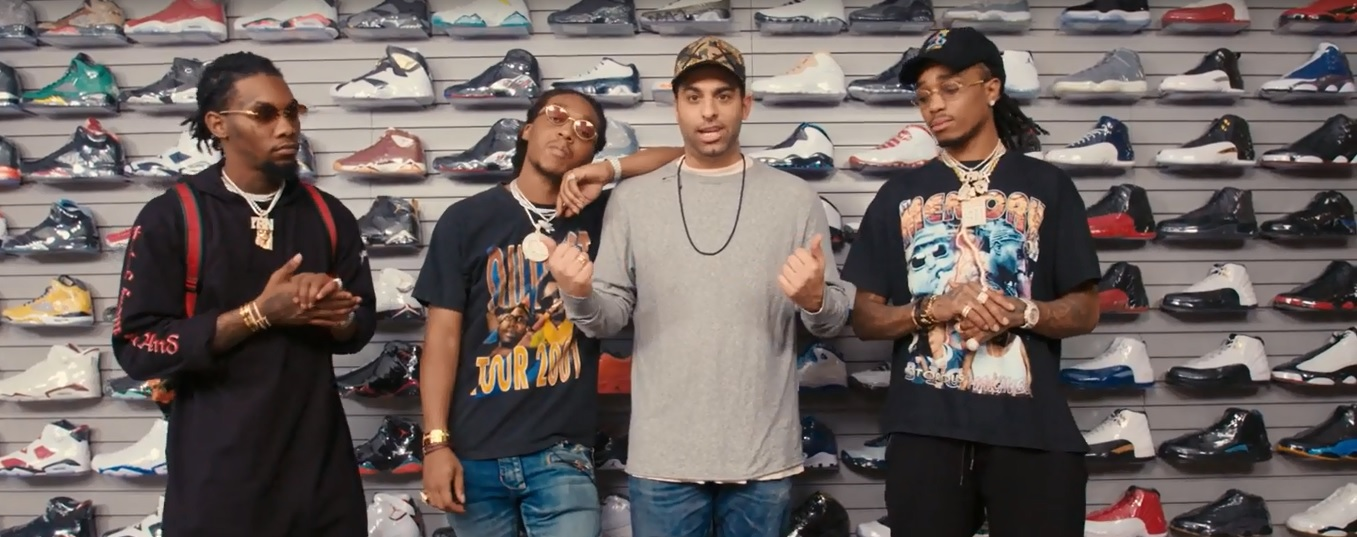 Migos go on shoe shopping spree rtm rightthisminute m4hsunfo