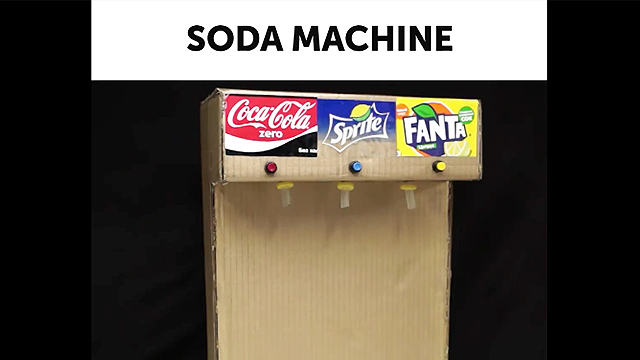 make your own soda machine