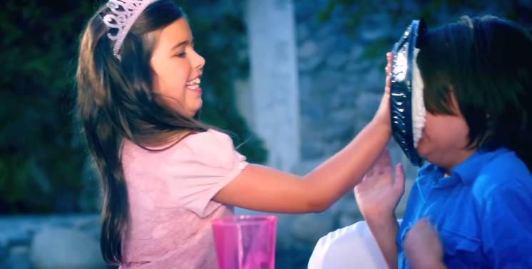 Sophia grace gets her own music video rtm rightthisminute