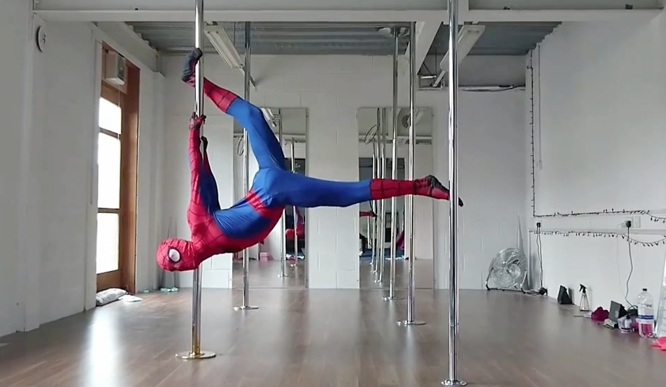 What Do You Get When You Mix Michael Bubl 233 Spider Man