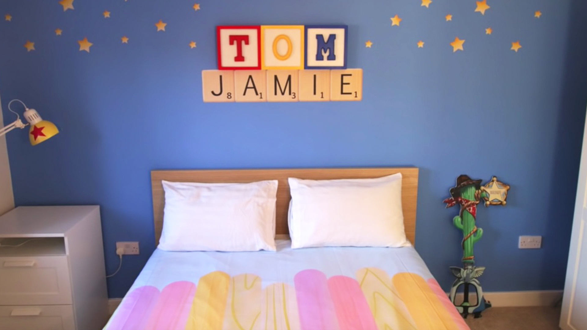 Bedroom Is Straight Out Of Toy Story Rtm Rightthisminute