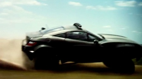 Local Motors Rally Fighter >> Local Motors Rally Fighter Featured in 'Transformers: Age of Extinction' | RTM - RightThisMinute