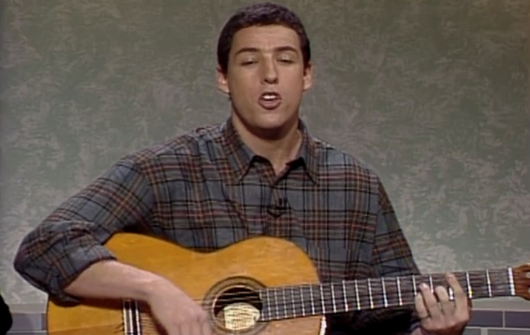 Adam Sandler's Thanksgiving Song – The Tony Burgess Blog