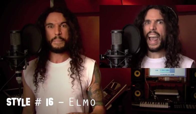 Eminem's 'Rap God' Performed Like Elmo, 39 Other Styles