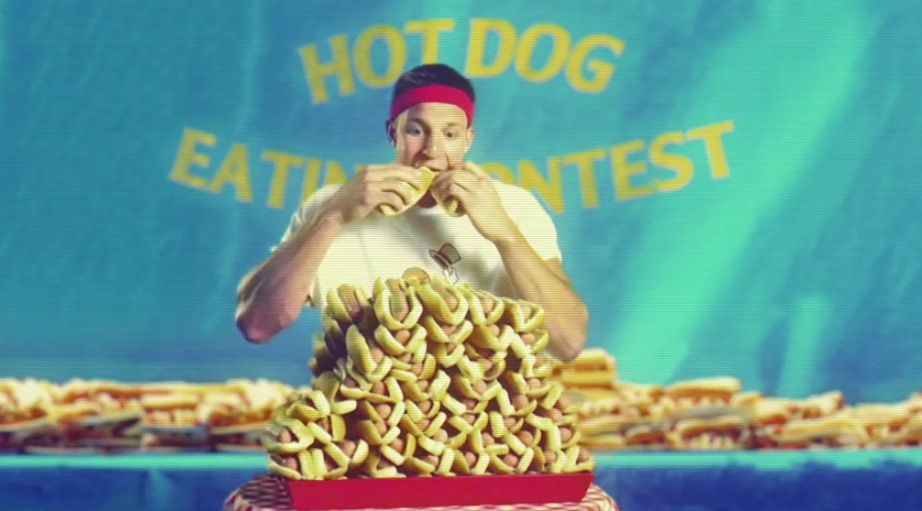 Armour Hot Dog Commercial