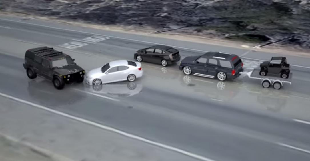 Reconstructed Video Shows Bruce Jenner\'s Fatal Car Crash | RTM ...