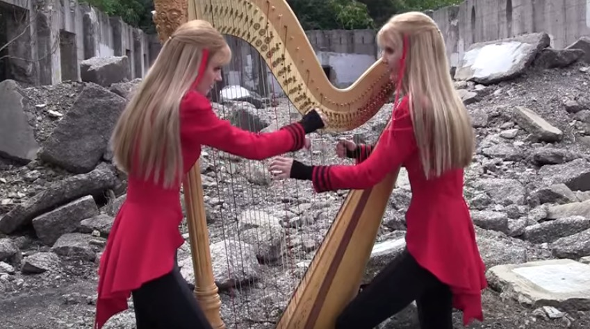 Not Much Is More Soothing Than A Metallica Harp Cover Rtm