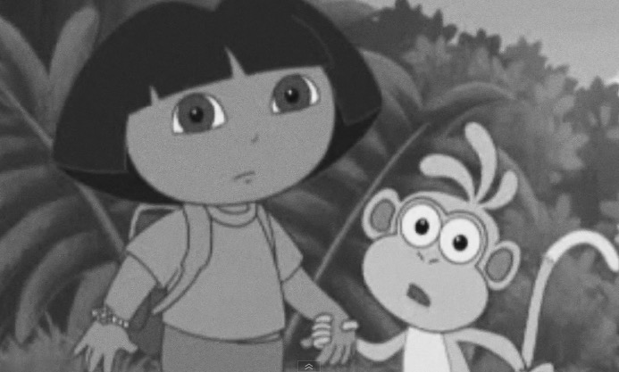 If Dora The Explorer Was Re Cut As A Horror Film Rtm Rightthisminute