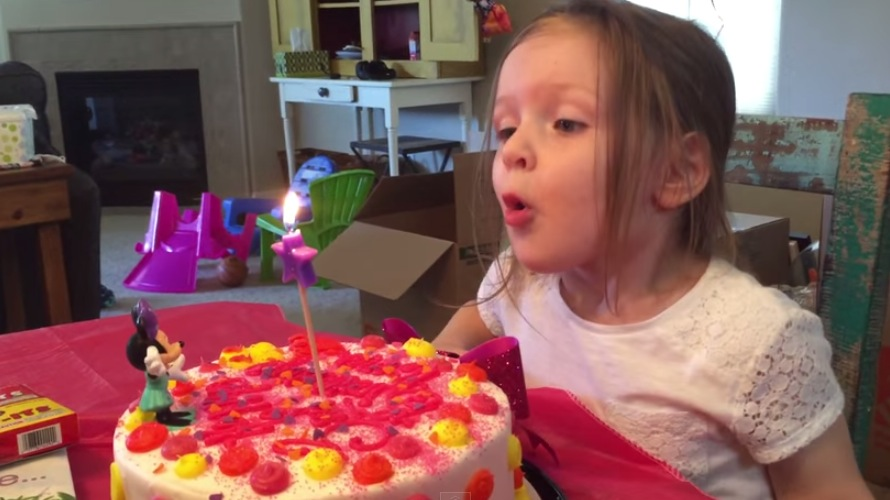 Wait Until The Cake Is Finished Before Singing Happy Birthday