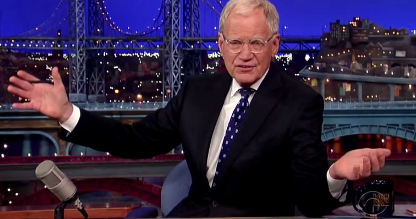 David Letterman S Final Thank You And Good Night Rtm